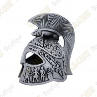 "Géocoin ""Casque Romain"" 3D - Imperial Warrior"