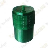 Caixa com código - 3 dígitos - Verde