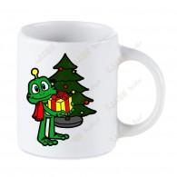 """Caneca """"Christmas with Signal"""""""
