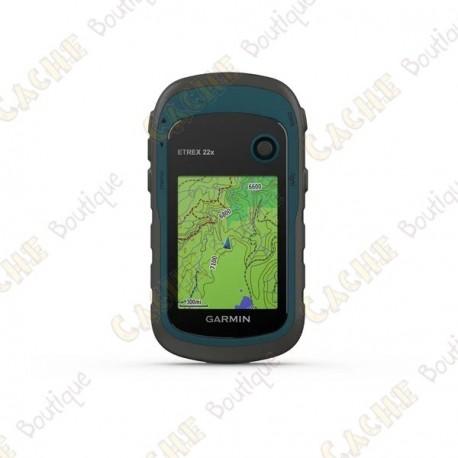 GPS Garmin eTrex® 22x - Topo Active Europa