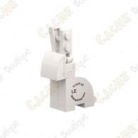 Figura brick trackable - Conejo