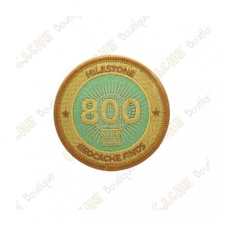 "Patch  ""Milestone"" - 800 Finds"