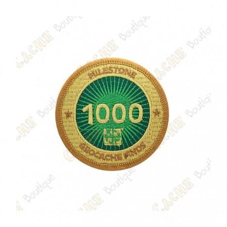 "Patch  ""Milestone"" - 1000 Finds"