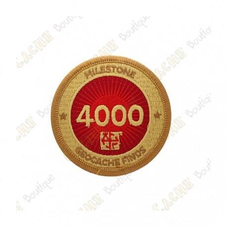 "Patch  ""Milestone"" - 4000 Finds"