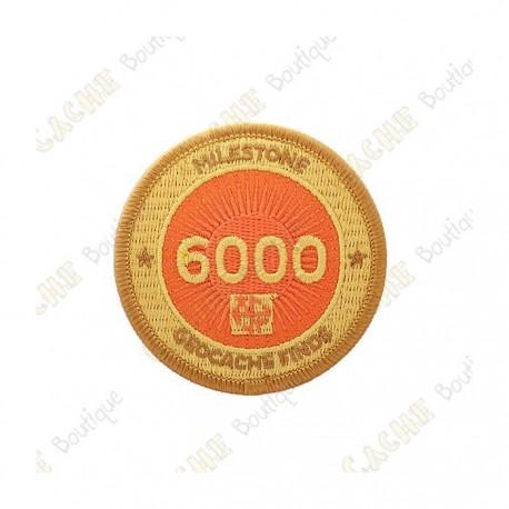 """Parche  """"Milestone"""" - 6000 Finds"""