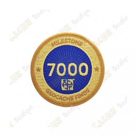 """Parche  """"Milestone"""" - 7000 Finds"""