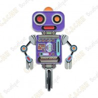 "Geocoin ""Mr. Roboto"""