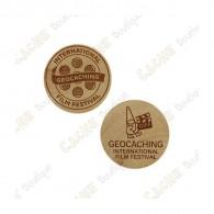 Wooden token - GIFF 2021