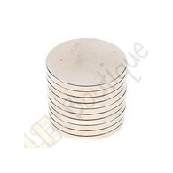 Magnets neodymes 20mm - Lot de 5
